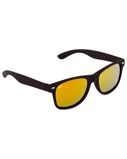 TBZ Red Wayfarer Unisex Mercury Sunglasses