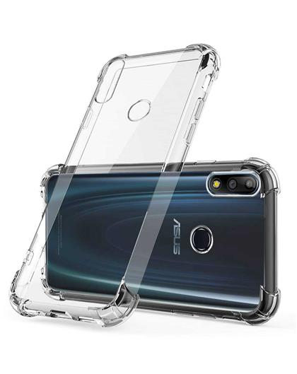 Asus Zenfone Max Pro M2 - Transparent TPU Case Cover for Asus Zenfone Max Pro M2