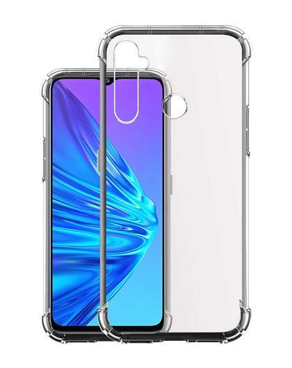 Soft Silicon TPU Case Cover for Realme 5