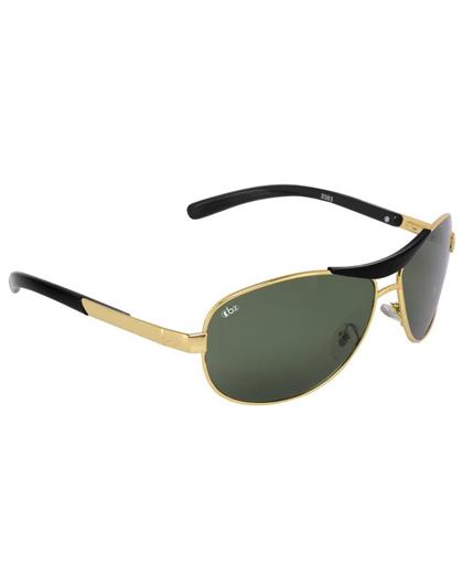TBZ Green Luxury Crown Sunglasses