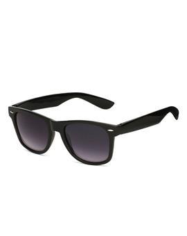 TBZ Black Wayfarer Non Metal Sunglasses
