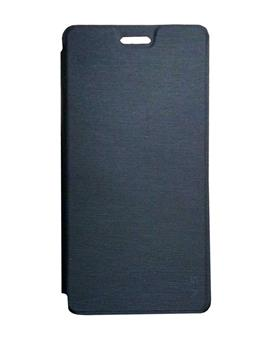 TBZ Flip Cover Case for Lava V5 -Black