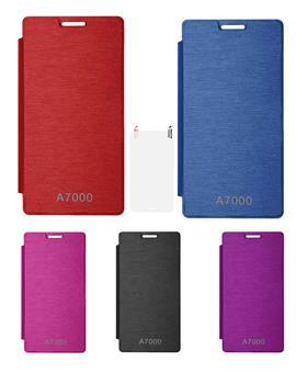 TBZ Flip Cover Case for Lenovo A7000