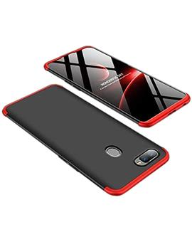 TBZ Cover for RealMe 2 Ultra-thin 3-In-1 Slim Fit Complete 3D 360 Degree Protection Hybrid Hard Bumper Back Case Cover