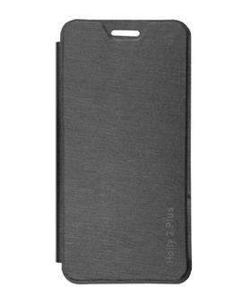 TBZ Flip Cover Case for Honor Holly 2 Plus -Black