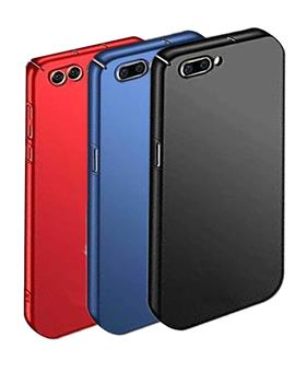 TBZ Hard Back Case Cover for Realme C1