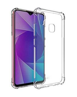 Transparent Bumper Corner TPU Case Cover for Vivo Y97