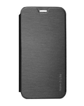 TBZ Flip Cover Case for Coolpad Note 3 Lite -Black