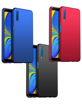 Samsung Galaxy A7 2018 - All Sides Protection Hard Back Case Cover for Samsung Galaxy A7 (2018)