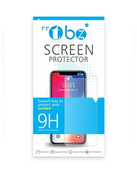 RRTBZ Tempered Screen Guard for Samsung Galaxy M10