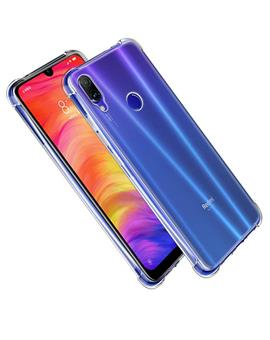Cover for Xiaomi Redmi Note 7 Pro Soft Flexible Bumper Transparent Back Cover for Xiaomi Redmi Note 7 Pro