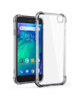 Back Cover Case for Xiaomi Redmi Go Case Cover [Protective + Anti Shockproof CASE] Back Cover Case -Xiaomi Redmi Go Transparent Case