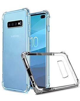 Case for Samsung Galaxy S10 Lite Transparent Bumper Corner TPU Case Cover for Samsung Galaxy S10 Lite