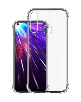 Case for Vivo Z1 Pro Transparent Bumper Corner TPU Case Cover for Vivo Z1Pro