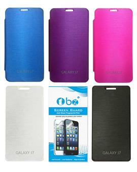TBZ Flip Cover Case for Samsung Galaxy J7