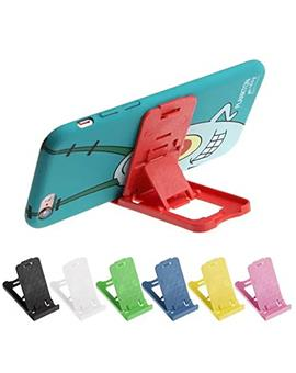 Desktop Portable Foldable Holder Mobile Stand Tablet Stand, Stand Holder for Mobile Phone and Tablet - Multi-Coloured