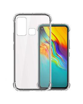 Soft TPU Back Cover for Tecno Spark 5 pro / Infinix Hot 9 Pro