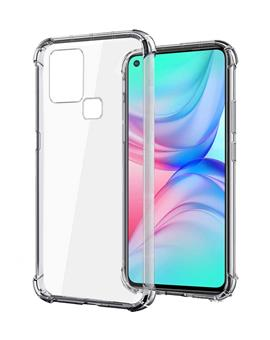 Transparent Soft TPU Back Cover for Infinix Hot 10