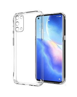 Soft TPU Back Cover for Oppo Reno 5 Pro 5G