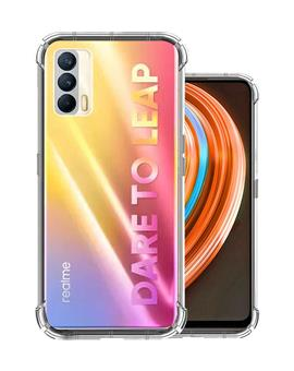 Soft Silicone TPU Back Cover for Realme X7