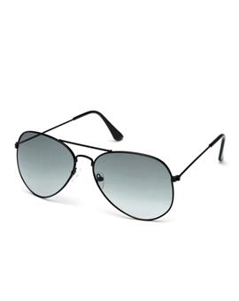 TBZ Gray Gradient Aviator Sunglasses