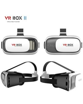 VR Box 2nd Generation Enhanced Version Virtual Augmented Reality Cardboard 3D Video Glasses Headset