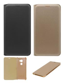 TBZ PU Leather Flip Cover Case for Oppo Joy 3