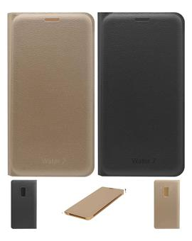 TBZ PU Leather Flip Cover Case for Gionee S6s