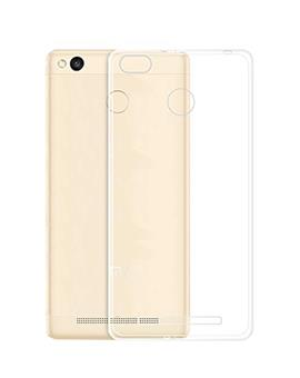 TBZ Transparent Silicon Soft TPU Slim Back Case Cover for Xiaomi Mi Max