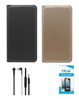 TBZ PU Leather Flip Cover Case for Coolpad Mega