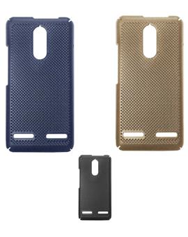 TBZ Hard Grip Back Cover Case for Lenovo K6 Power