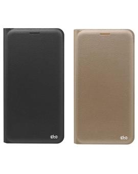 TBZ PU Leather Flip Cover Case for Oppo A37