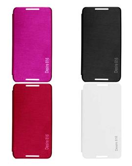 TBZ Premium Flip Cover case for HTC Desire 816